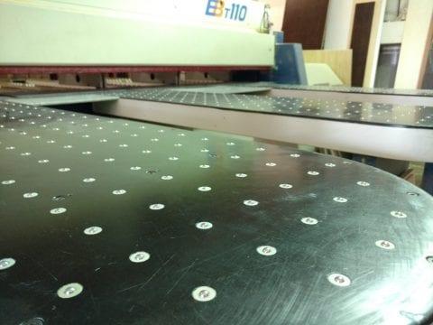 CNC Cutting Machine Platform